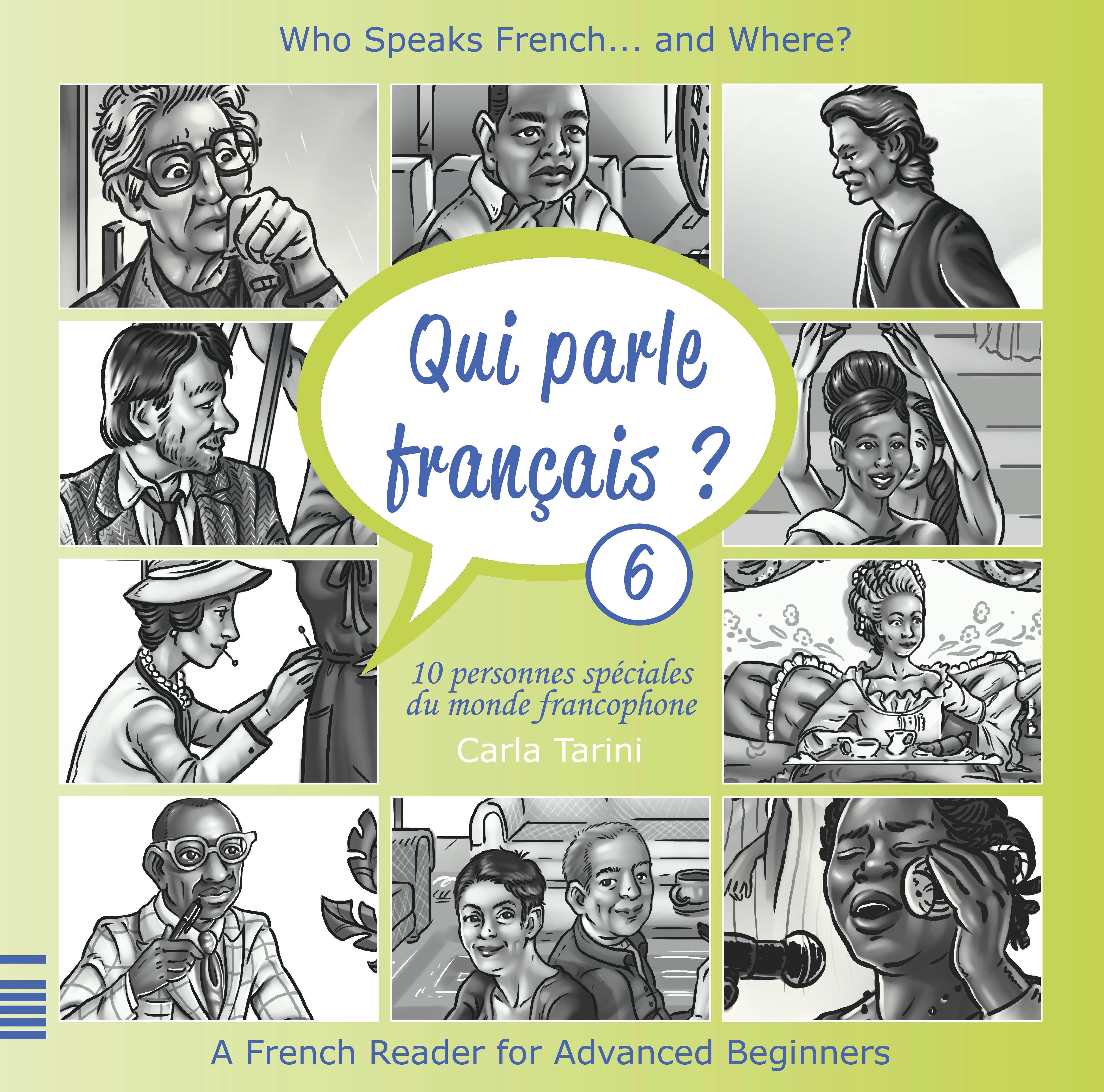 Qui parle français ? Livre 6