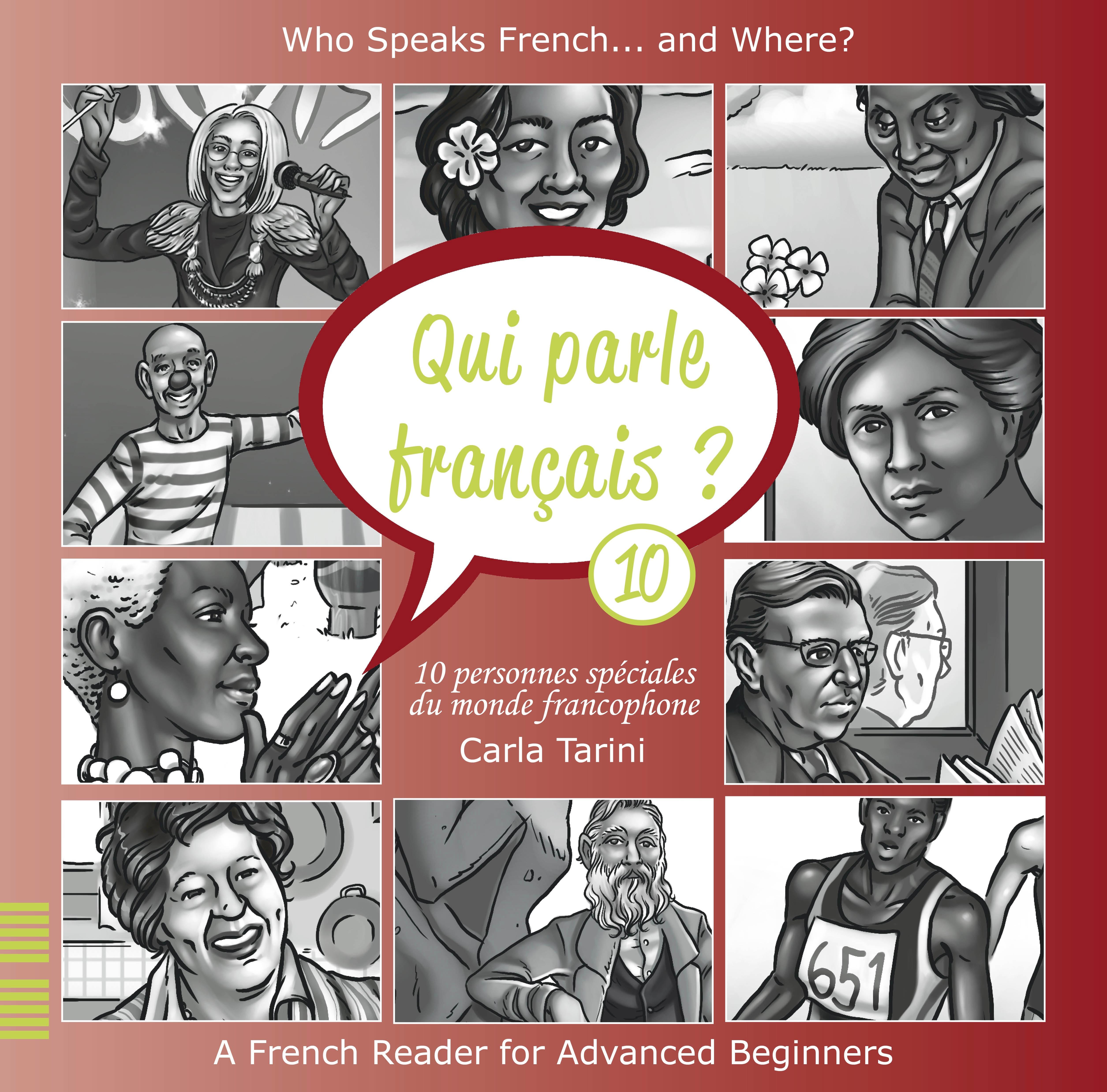 Qui parle français ? Livre 10