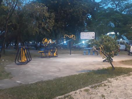 Revitalização e Inauguração da Praça Alessandra Teixeira Gil