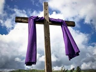 O significado da quaresma para nós cristãos.