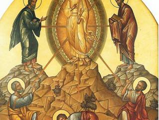 A Transfiguração do Senhor