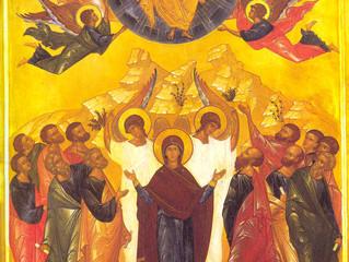 """Ascensão do Senhor - """"Suba também com Ele nosso coração!"""""""
