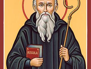 Bento de Núrssia, exemplo de fé e santidade