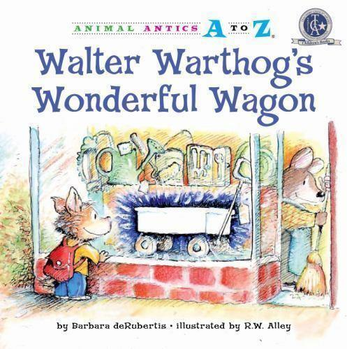 Walter Warthog's Wonderful Wagon