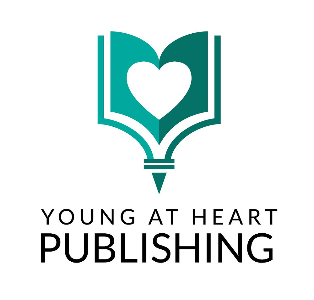 Young At Heart Publishing Logo Jodi Adams Children's Book Author