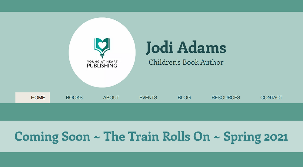 Jodi Adams Children's Book Author Website