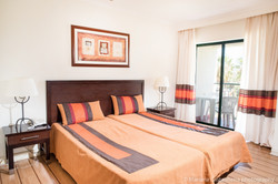 Yellow Alvor Garden - Twin Room