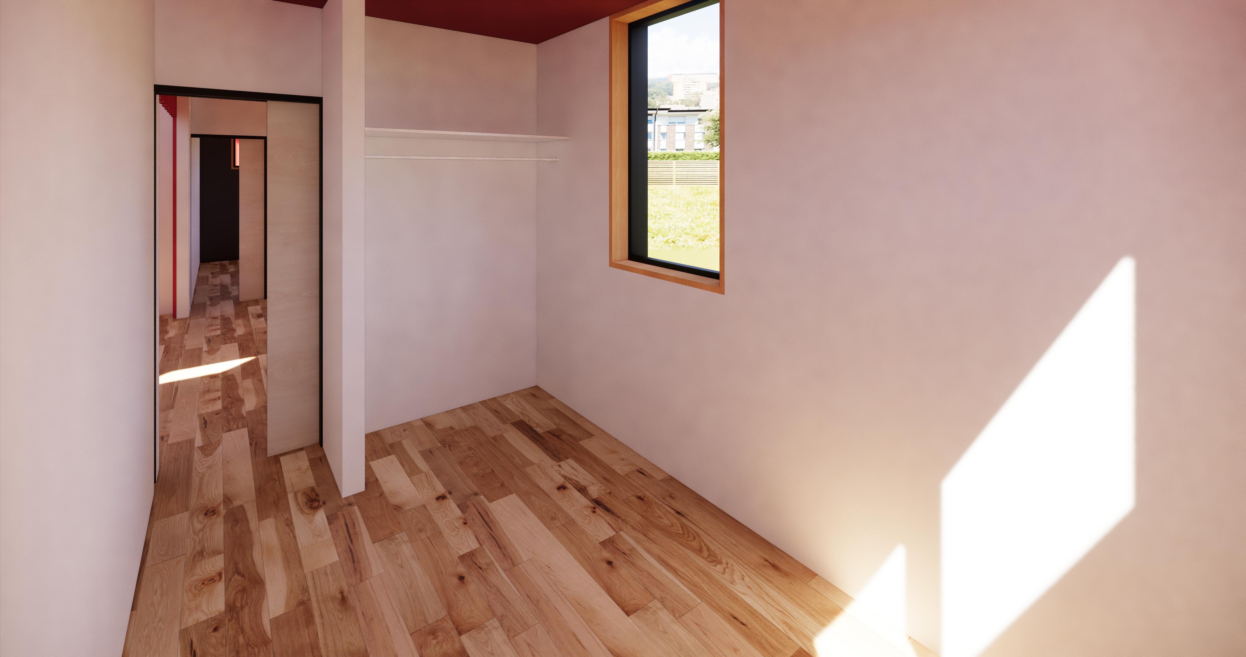 Lodge Bedroom1