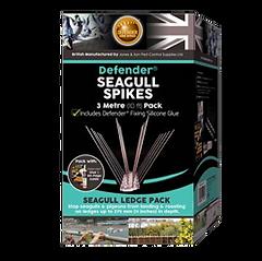 Defender Bird Spikes - Seagull Bird Spik
