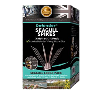 Defender Bird Spikes - Seagull Bird Spik