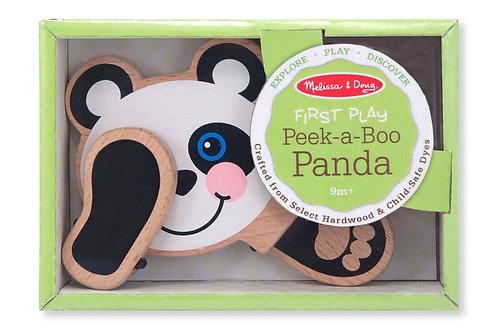 Peak a Boo Panda