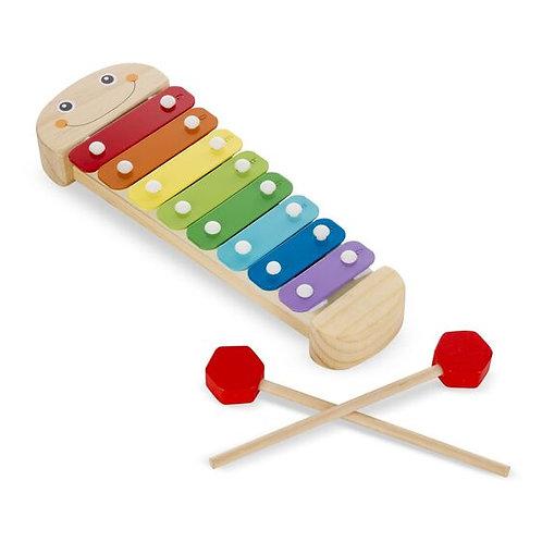 Wooden Caterpillar Xylophone