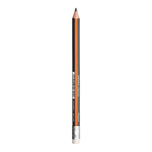 Maped Black'peps Jumbo Triangular Graphite HB Pencil With Eraser