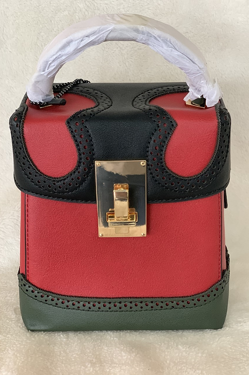 Top Handle Satchel Bag