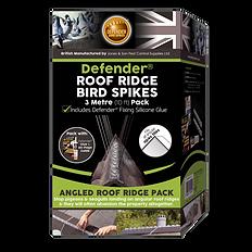 Defender Bird Spikes - Roof Ridge Bird S