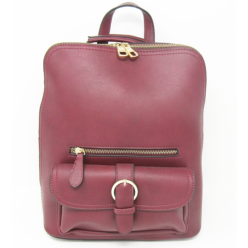 Woman Compact Backpack