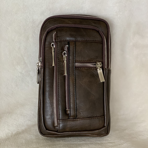 Men's Shoulder Parcel Bag
