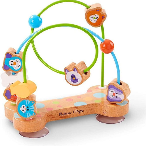 First Play pets bead maze