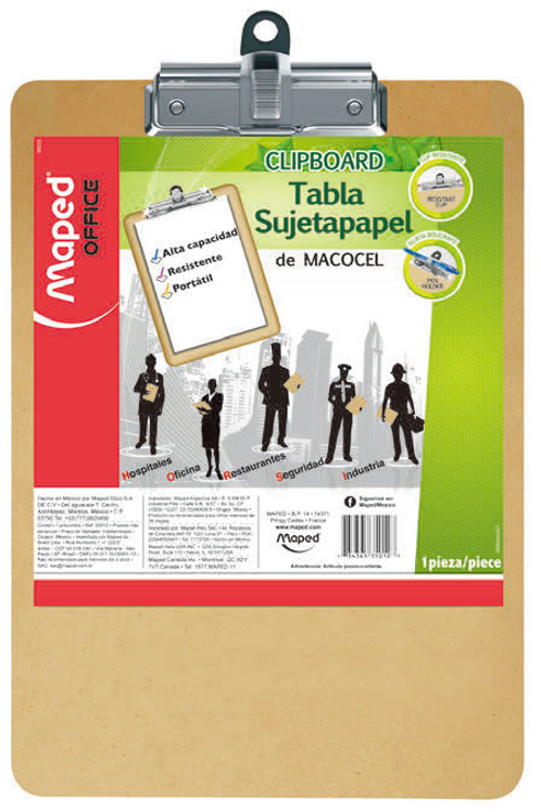 Maped office clipboard