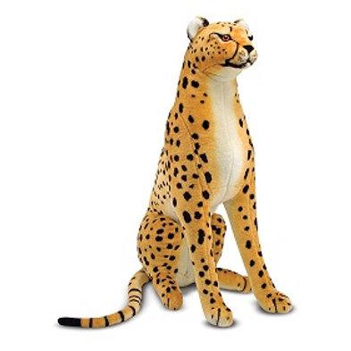 Plush Cheetah