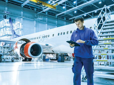 Working in the Aviation MRO Industry