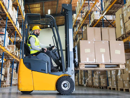 Aviation Forklifts