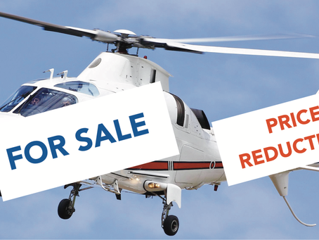 Who wants your used helicopter?
