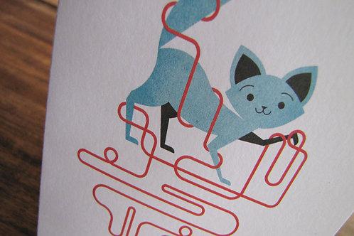 Gift Card design + print