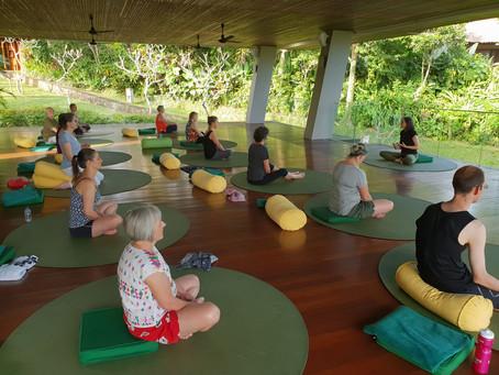 retreat in Bali 2020