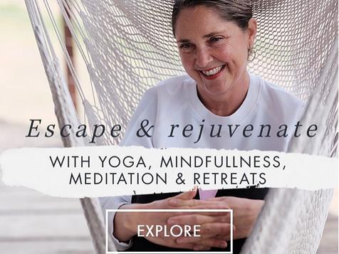 Lisa Moor Yoga, Website - Update #1