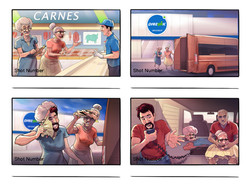 LAYOUTS / STORYBOARDS