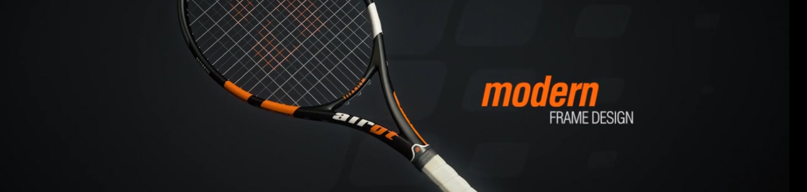 AIR GT TENNIS RACQUET