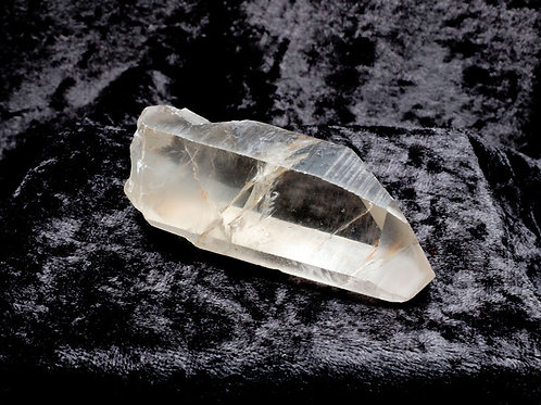 Lemurian Star Seed Crystal - length 85mm by 25mm high - 104gm