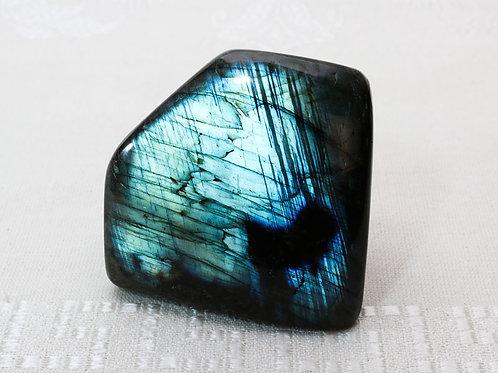 Labradorite freeform - width 75mm by 75mm high by 40mm deep