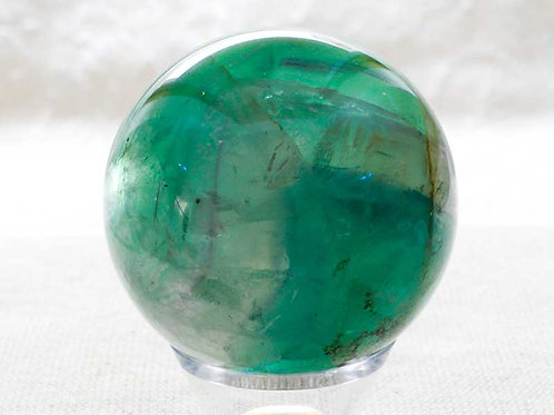 Fluorite Sphere - 50mm diameter