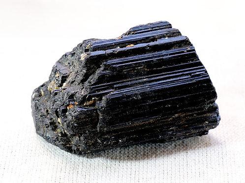 Black Tourmaline - width 50mm - 98gm