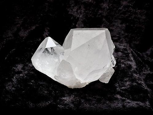 Quartz Crystal Cluster - width 75mm by 55mm high