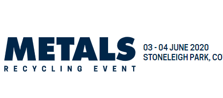 See us at the Metals Recycling Event 2020!