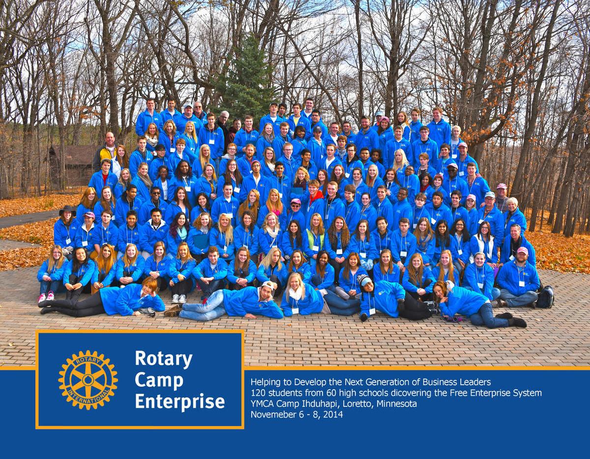 2014 Camp E Group Photo
