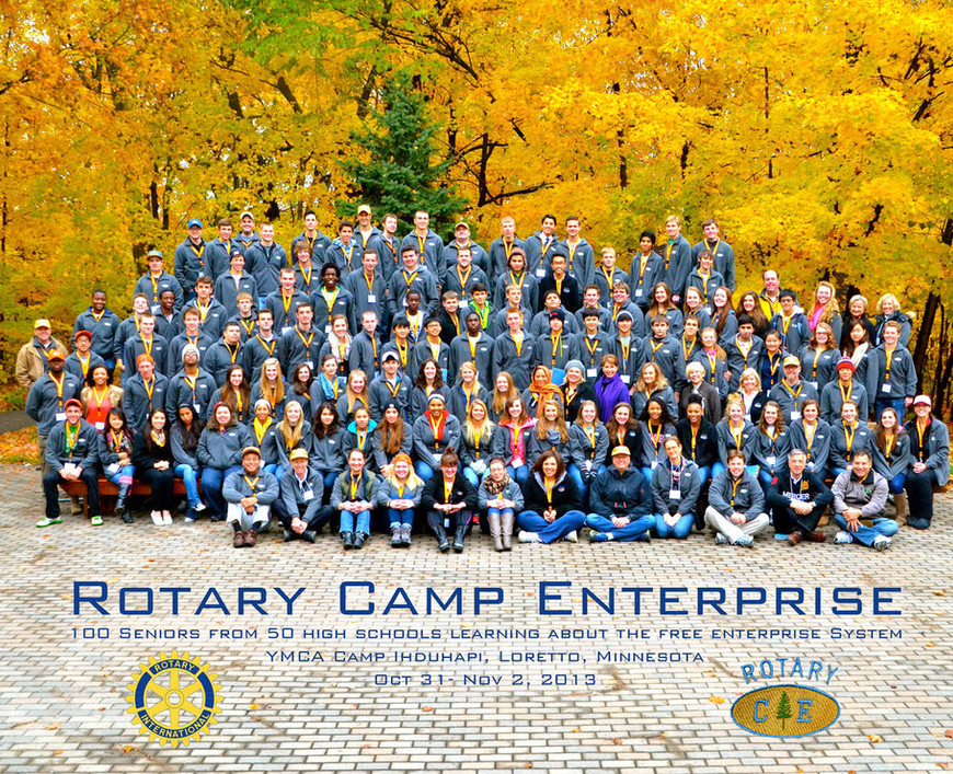 2013 Camp E Group Photo