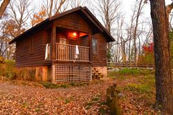 Cabin at Camp Ihduhapi
