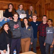 Camp E Team Building