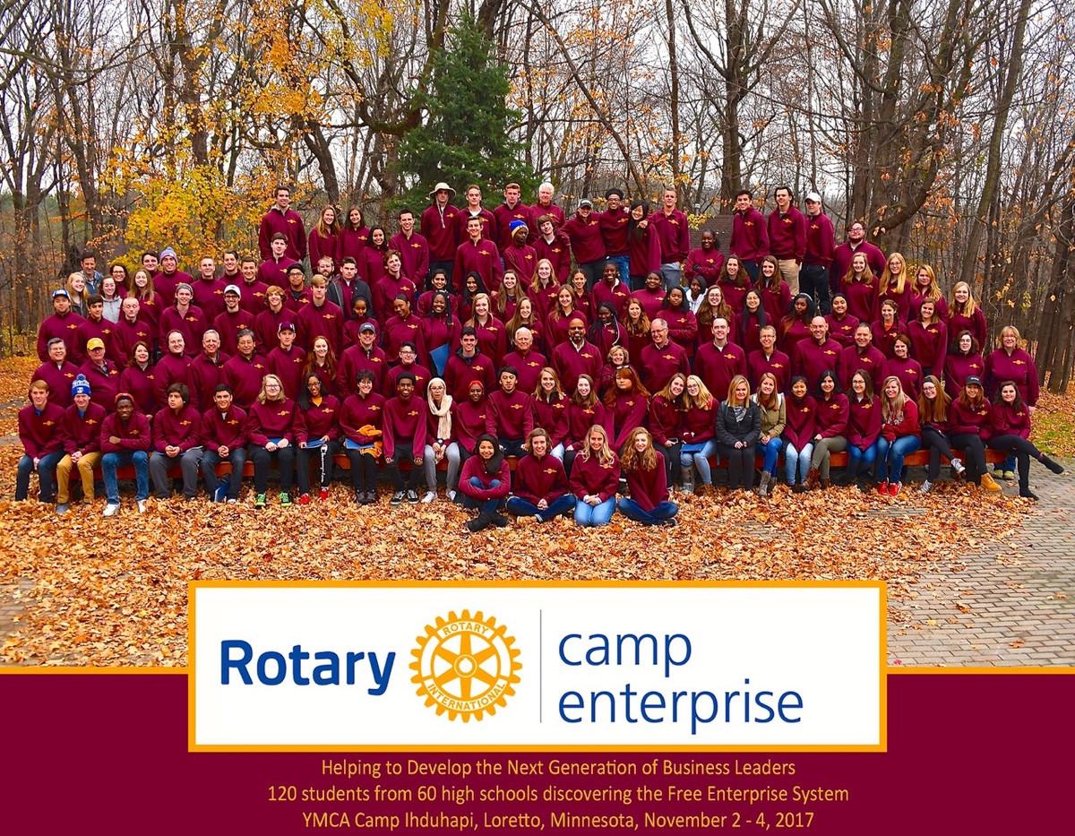 2017 Camp E Group Photo