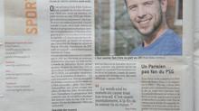 """Article """"Le Progrès"""" (28/09/17)"""