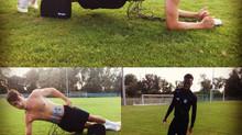 L'utilisation de l'électro-stimulation en Football
