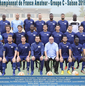 Photo officielle JSF 16-17