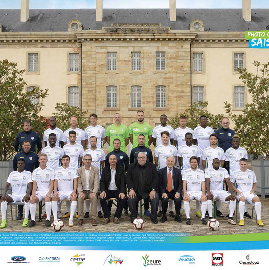Photo officielle MYF _ 18-19