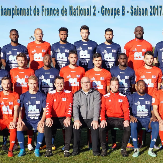 Photo officielle JSF 17-18