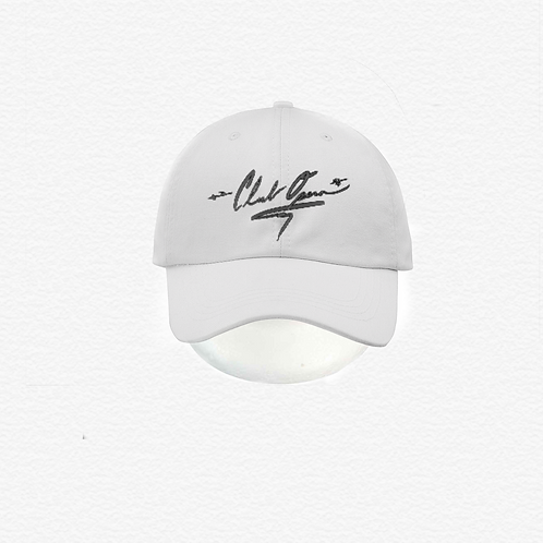 CO Dad Hat White