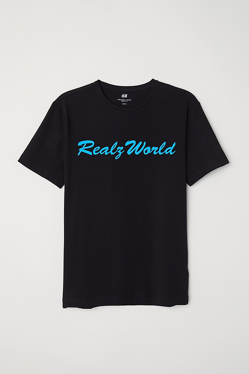 Realz World Carolina Tee